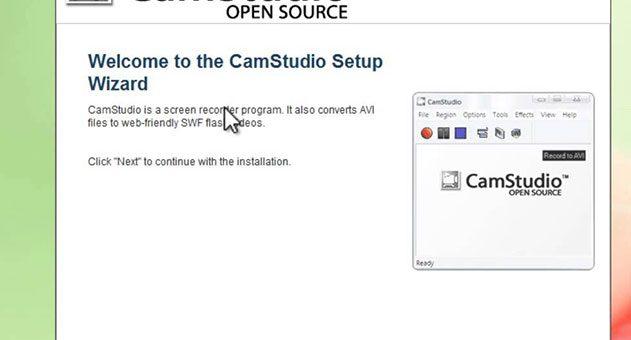 CamStudio โปรแกรมสำหรับสื่อการสอนเลิศๆ