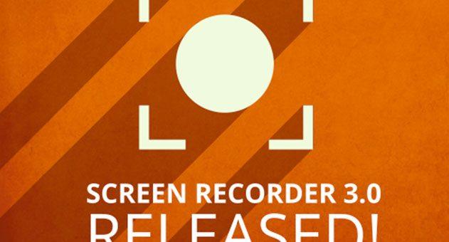 ice cream Screen-Recorder โปรแกรมจับภาพหน้าจอที่เหล่าเกมส์เมอร์ใช้มากที่สุด